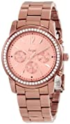 Invicta Womens 11773 Angel Rose Tone Dial Brown Ion-Plated