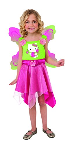 Hello Kitty Butterfly Fairy Costume