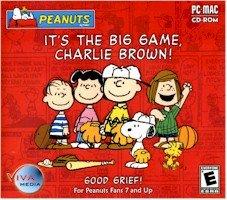Peanuts: It's The Big Game Charlie Brown!