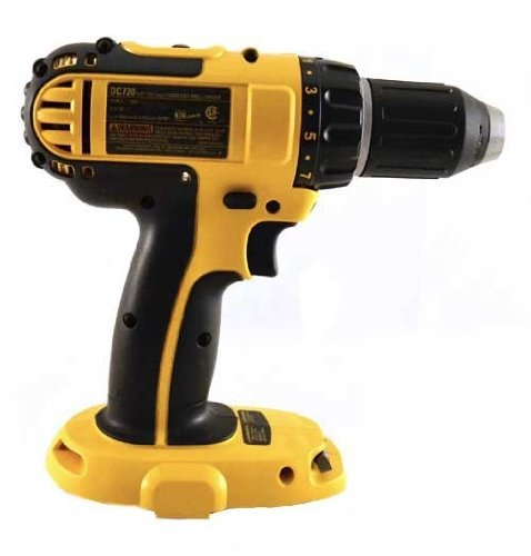 Bare Tool New Dewalt Dc720 18 V Cordless 1/2-Inch Drill/Driver