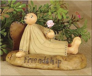 Honey & Me Friendship Angel Figurine