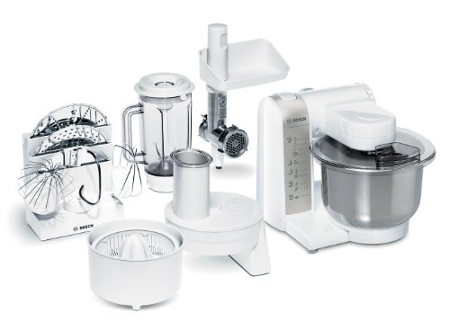 Bosch MUM4880 Multifunctional Food Processor Mixer 600W by Bosch