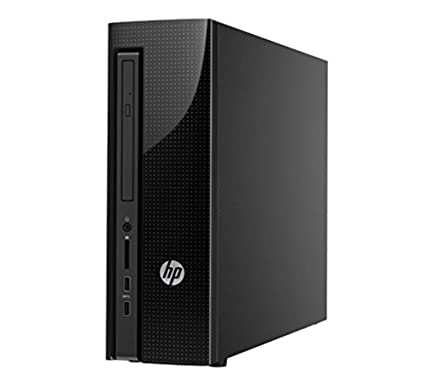 HP Slimline 450-a14IL (1.6GHz Intel Celeron, 2GB DDR3, 500GB HDD, DOS Os) Desktop