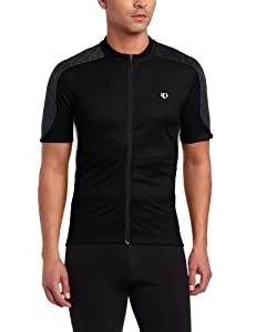Pearl Izumi Men's Attack Jersey, Black, Small