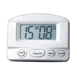 MINUTEUR ELECTRONIQUE CUISINE TIMER COMPTEUR A REBOURS