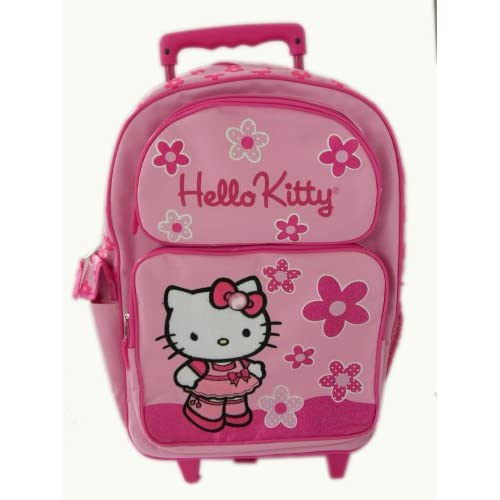 Sanrio Hello Kitty School Backpack   Large Kitty Luggage
