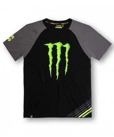 Valentino Rossi バレンティーノ ロッシ ラグランスリーブ Monster Tシャツ sizeM VR-TS-147404-M