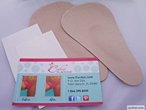 Cuchini Camel Toe Pad ~ As Seen on Keeping Up With the Kardashians and The Doctors!