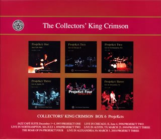 King Crimson - Vol. 6-Collector