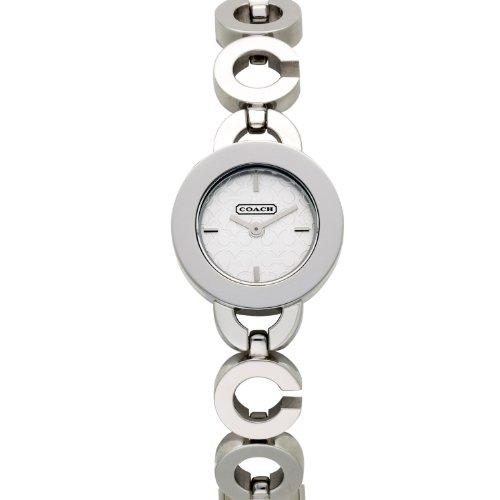 Coach NEW Women's 14501317 Kristy Stainless Steel Bracelet Watch