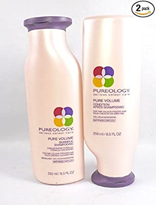 Pureology PureVolume Shampoo and Conditioner 8.5oz