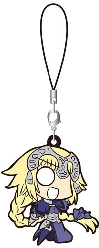 Fate/Grand Order 其の伍/ジャンヌ ぐだぐだラバーストラップ