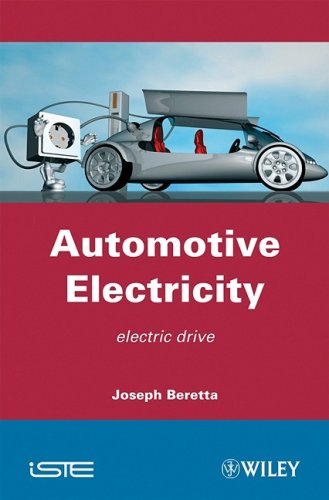 Automotive Electricity: Electric Drive (Iste)