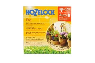 Hozelock Pro: 20 Pot Automatic Watering Kit