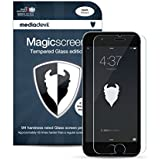 MediaDevil iPhone 6 Tempered Glass Screen Protector - Crystal Clear (Invisible) - (1 x Protector)