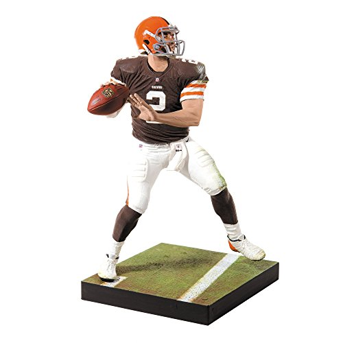 Cleveland Browns - Johnny Manziel McFarlane Figure - 2014 Release---(Package ...