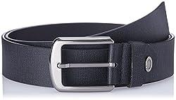 Dandy AW 14 Black Leather Men's Belt (MBLB-272-S)