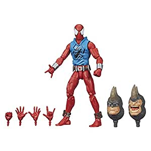 Marvel The Amazing Spider Man Scarlet Spider Action Figure