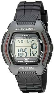 Casio Men's HDD600-1AV 10-Year-Battery Sport Watch
