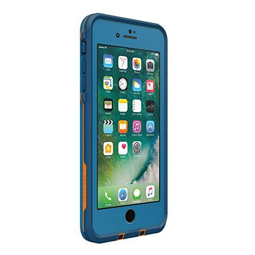 日本正規代理店品・iPhone本体保証付LIFEPROOF 防水 防塵 耐衝撃ケース fre for iPhone7 Plus Base Camp Blue 77-54000