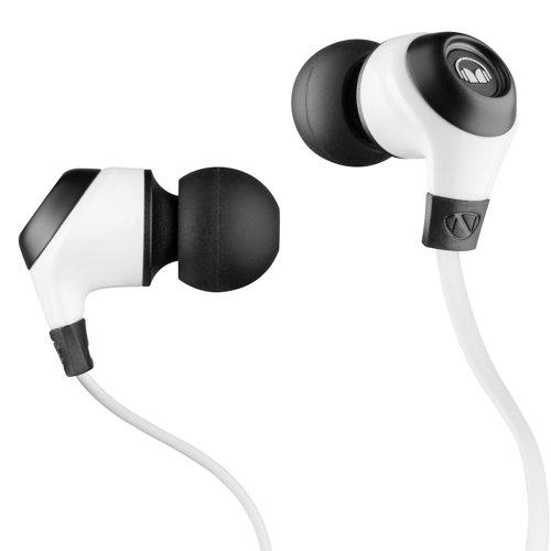 Monster Ncredible Nergy In-Ear Headphones (Frost White)