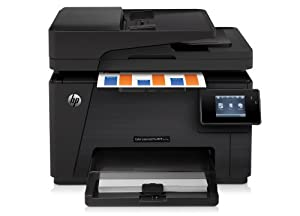 HP M177FW Wireless Laserjet Color Printer with Scanner, Copier and Fax