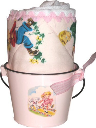 Retro Baby Nursery back-1035157