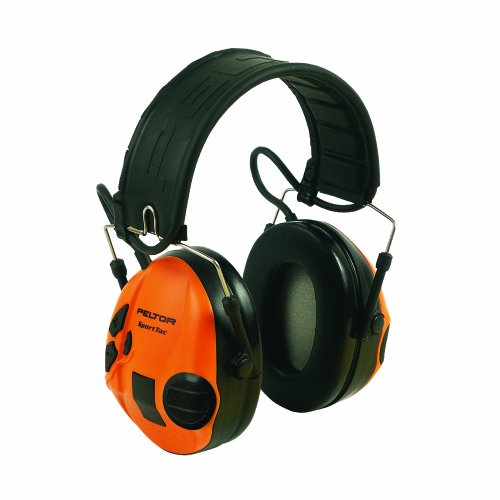 Peltor SportTac Electronic Level Dependent Ear Defenders (MT6H210F-478-GN)