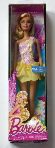 Barbie Beautiful Fairy Blonde Doll - Walmart Exclusive