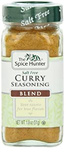 Spice Hunter Curry Seasonings, 1.8-Ounce Unit (Pack of 6)