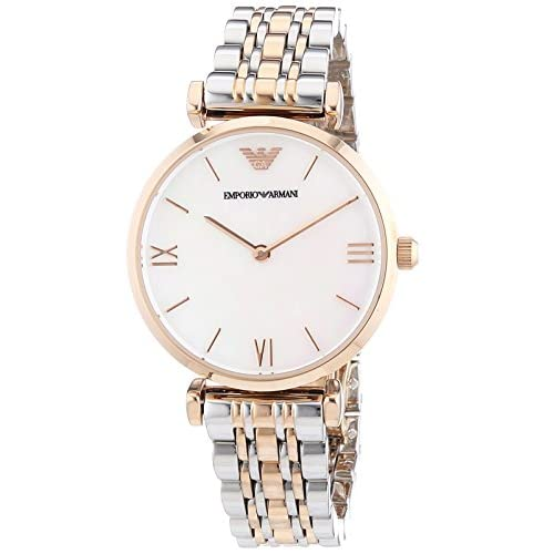Emporio Armani Ladies Gianni T-Bar Watch AR1683