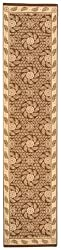 "Safavieh Rugs Martha Stewart Collection MSR1125A-4 Pinecone 3'9"" x 5'11"" Small Rectangle"