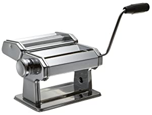 Prime Pacific Stainless Steel Pasta Machine by Prime Pacific