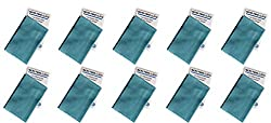 Micro Fibre Wholesale Pack 10 Cleaning Cloths