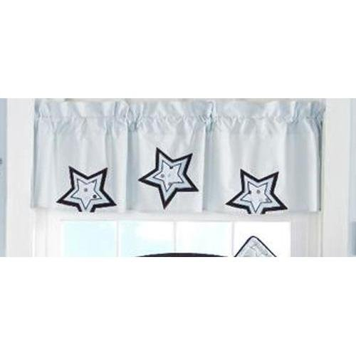 Beansprout Mod Star Valance, Blue (Discontinued by Manufacturer)