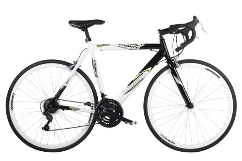 Barracuda Men's Vivante Road Bike - White/black ( Wheel 700C, Frame 22 1/2 Inch)