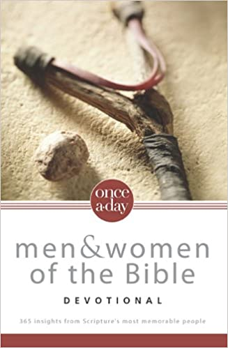 NIV, Once-A-Day: Men and Women of the Bible Devotional, eBook: 365 Insights from Scripture's Most Memorable People