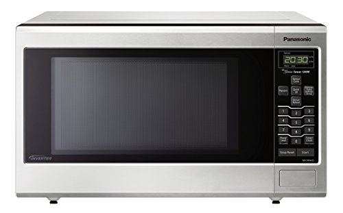 Panasonic NN-SN643SAZ Stainless 1.2 Cu. Ft. Countertop/Built-In Microwave Oven with Inverter Technology (Microwaves Countertop Panasonic compare prices)