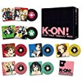 "K-ON!  7inch Vinyl ""Donuts"" BOX [数量限定商品] [Analog]"