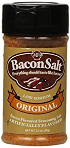 Bacon Salt - J&D's Bacon Salt Original,2.0 OZ