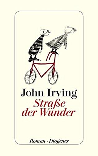Buchseite und Rezensionen zu 'Straße der Wunder' von John Irving