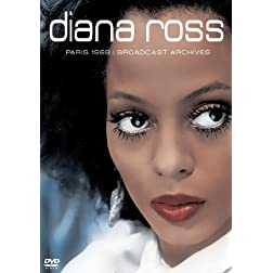 Ross, Diana - Paris 1968
