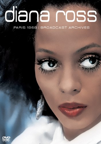 Diana Ross: Paris 1968 [DVD] [Region 1] [US Import] [NTSC]