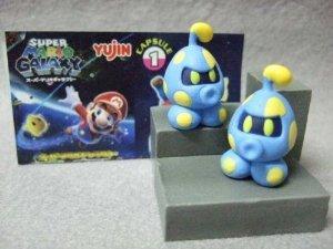 "Super Mario Galaxy Trading Figure - Octoomba (2.25"" Figure) - 1"