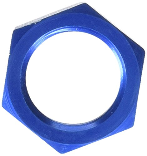Aeroquip FCM2103 Blue Anodized Aluminum -08AN Lock Nut