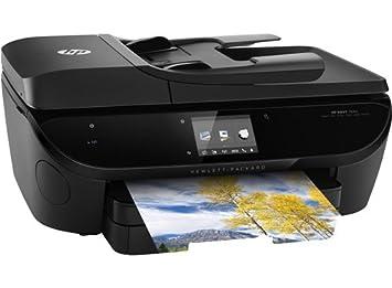 HP Envy 7640 Imprimante multifonction Jet d'encre couleur 14 ppm Wi-Fi Noir