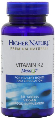Higher Nature Vitamin K2 Pack of 60