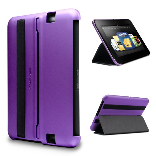 Marware MicroShell Folio Lightweight Standing Case for Kindle Fire HD 7