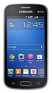 Samsung Galaxy Trend (Dual SIM, Midnight Black)