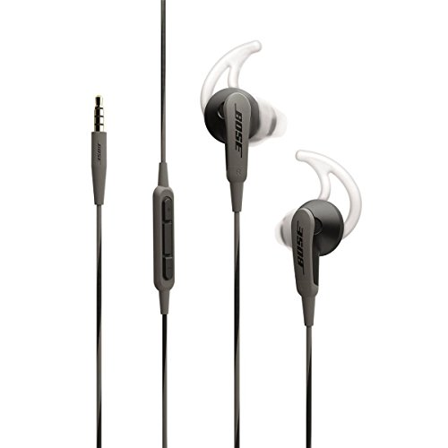 017817699280 - Bose SoundSport in-ear headphones - Apple devices Charcoal carousel main 7